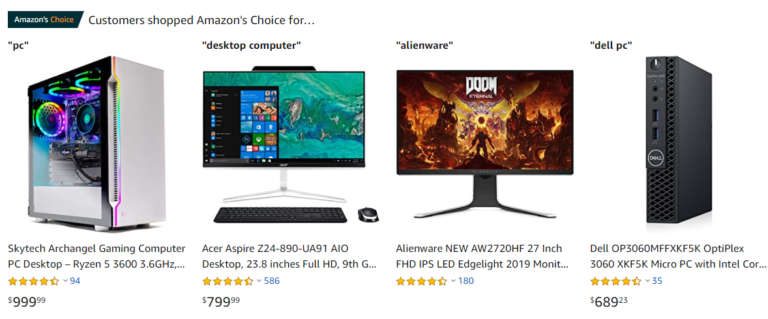 amazon pc products black friday deals