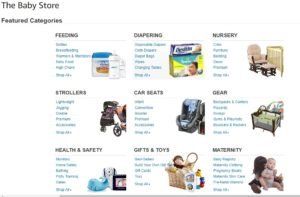 Black Friday Baby Products Sale- Baby Store