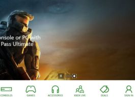 Xbox Black Friday Deals Homepage