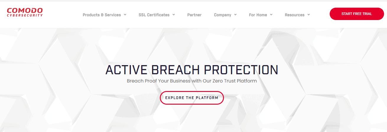 active breach protection