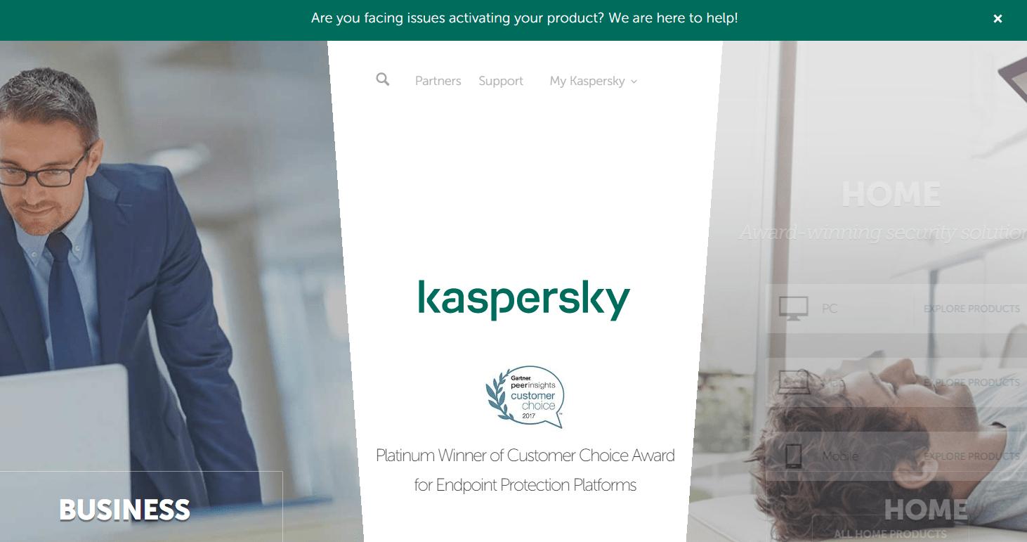Kaspersky Black Friday Deal