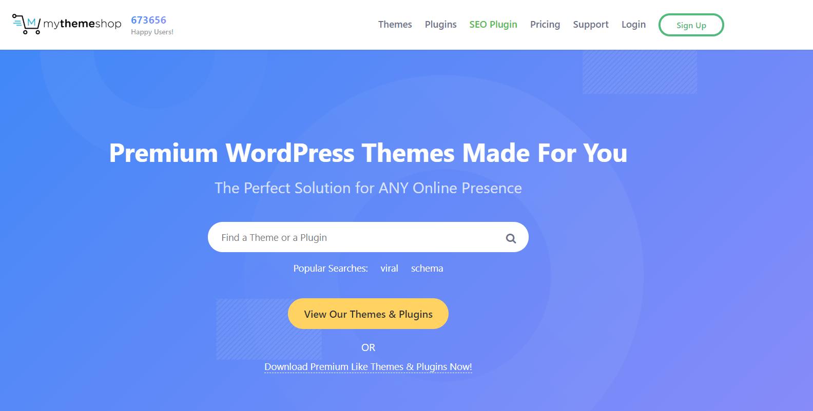 My ThemeShop Black Friday Deals- Premium WordPress Themes