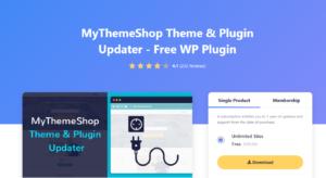 My ThemeShop Plugin