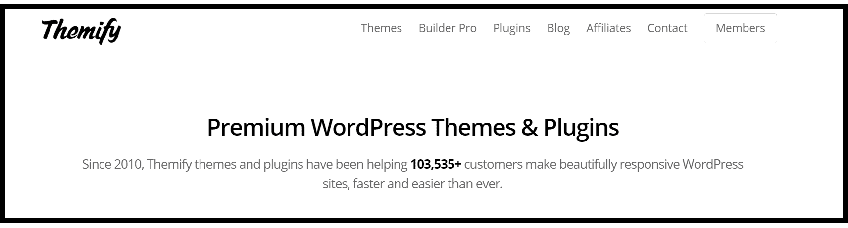 Themify- WordPress Themes and Plugins