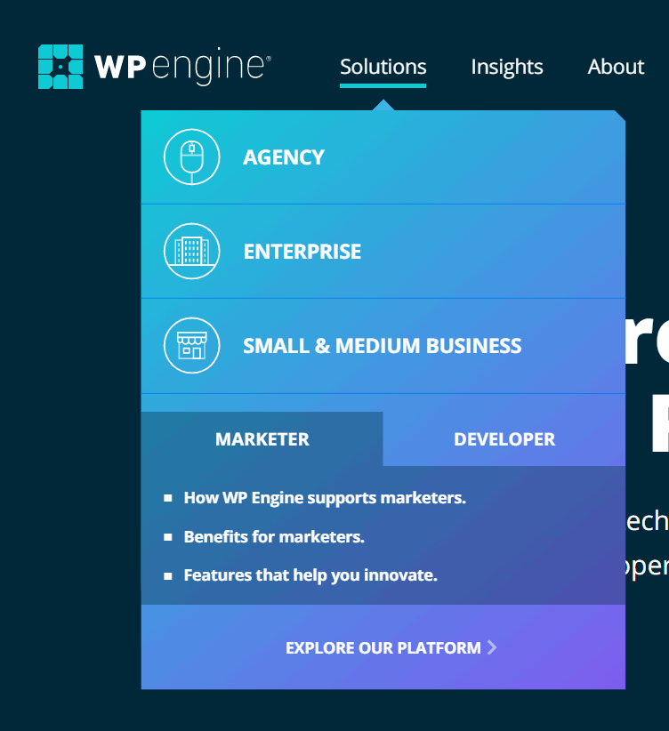 wp engine solutions