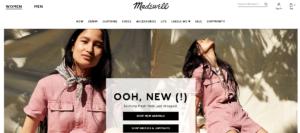 madewell jeans sale