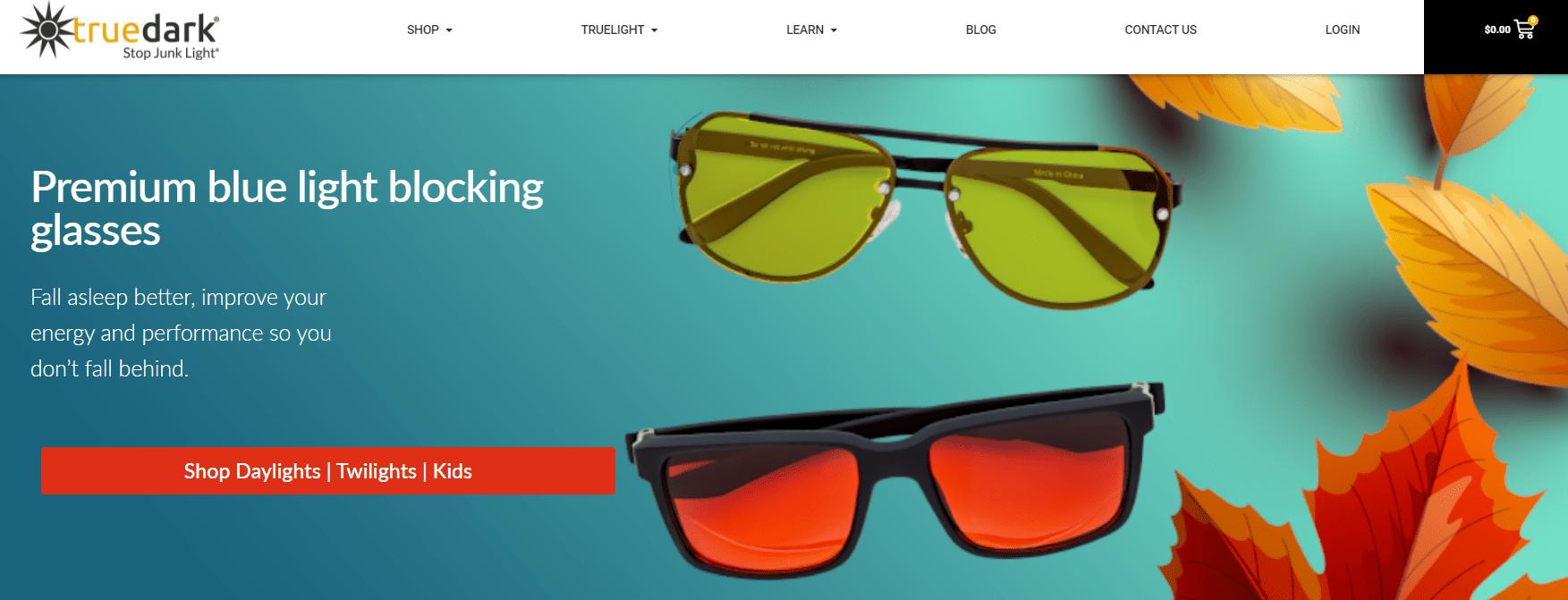 TrueDark Premium Glasses- TrueDark Black Friday Sale