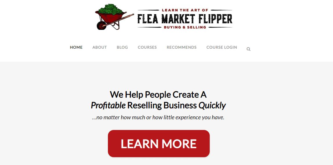 Flea Market Flipper- Paid Membership Pro Black Friday