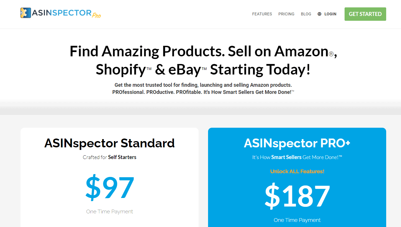 asinspector pricing plans