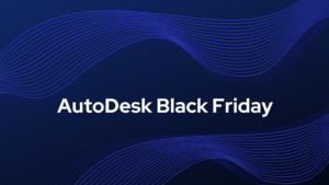autodesk black friday