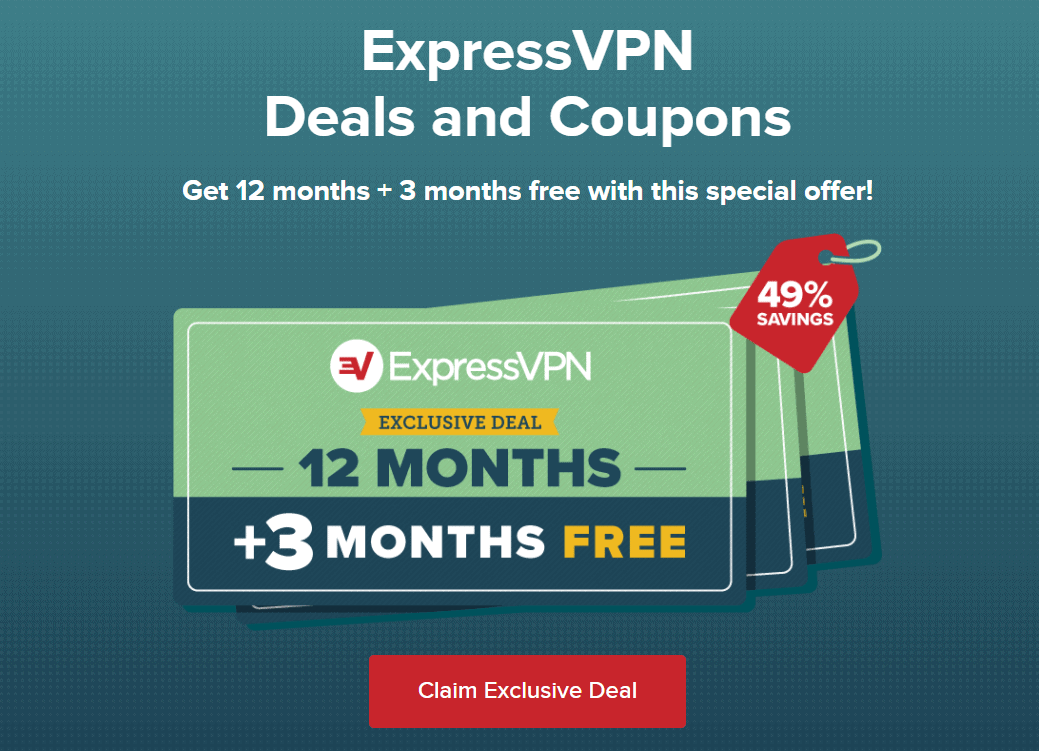 Best VPN Deals Express VPN