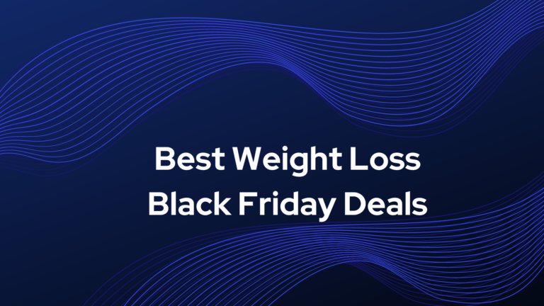 best weight loss Black Friday Deals