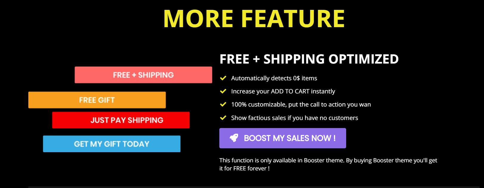 shopify booster theme
