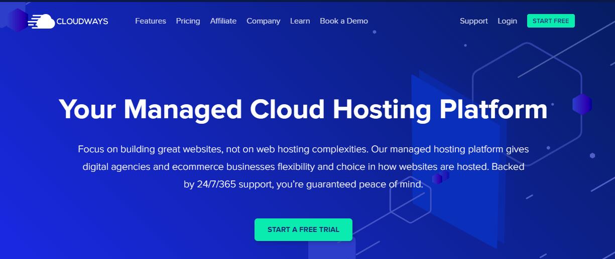 best black friday web hosting deals- cloud hosting