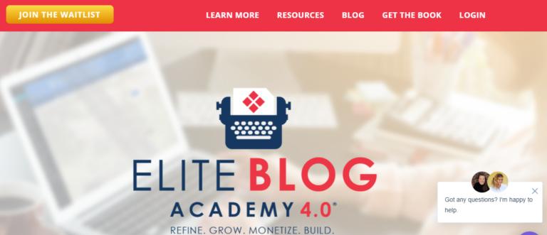 elite blog academy black friday