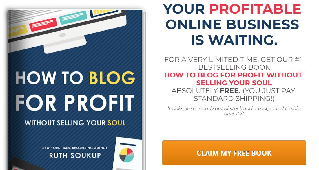 elite blog academy/book