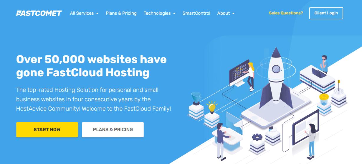 best black friday web hosting deals- fastcomet