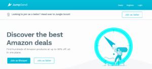 jump send jungle scout