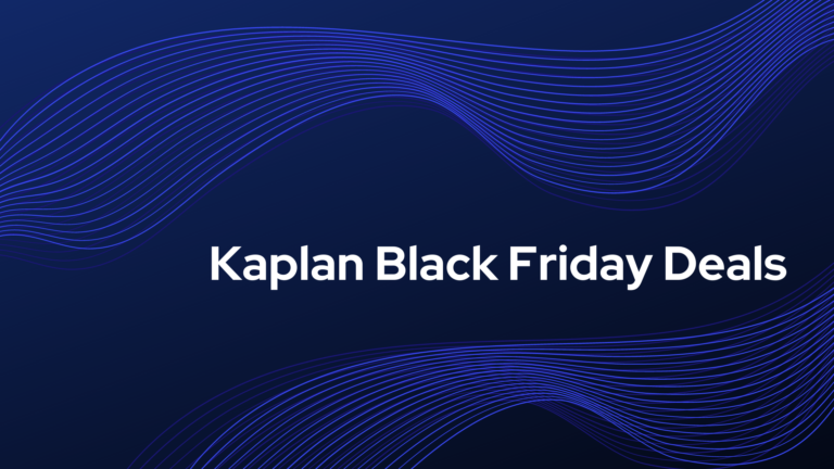 kaplan black friday