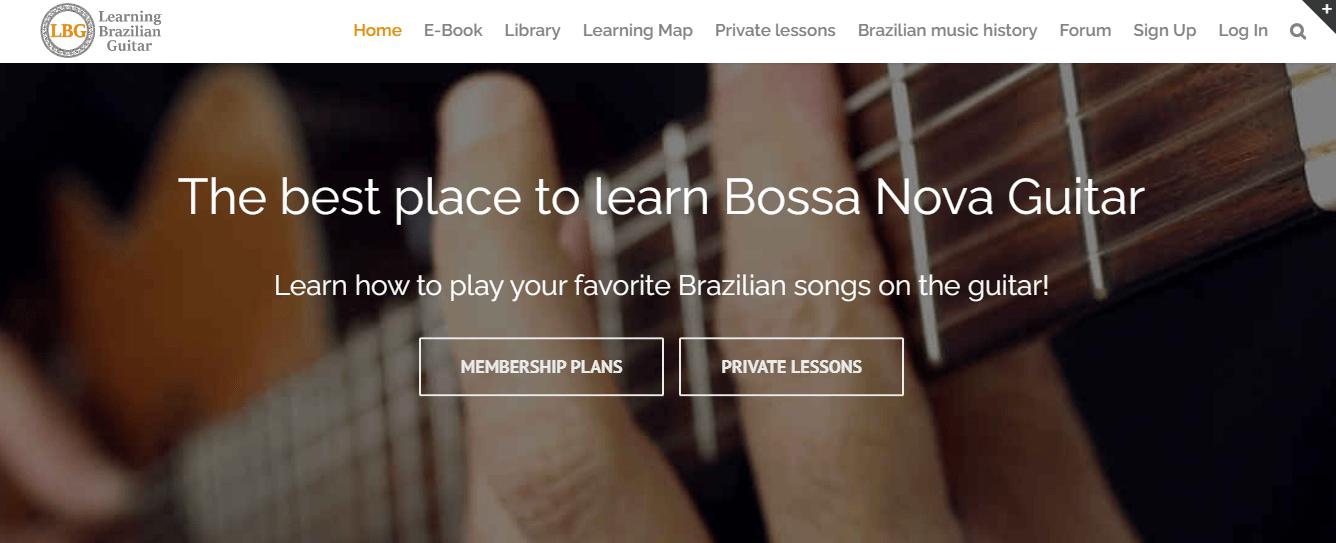 Brazilian Guitar Black Friday