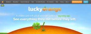 Lucky Orange Black Friday