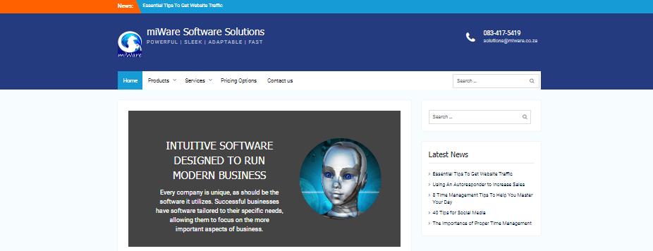 miWare Software Solution Black Friday