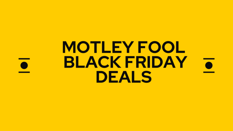 motley fool black friday