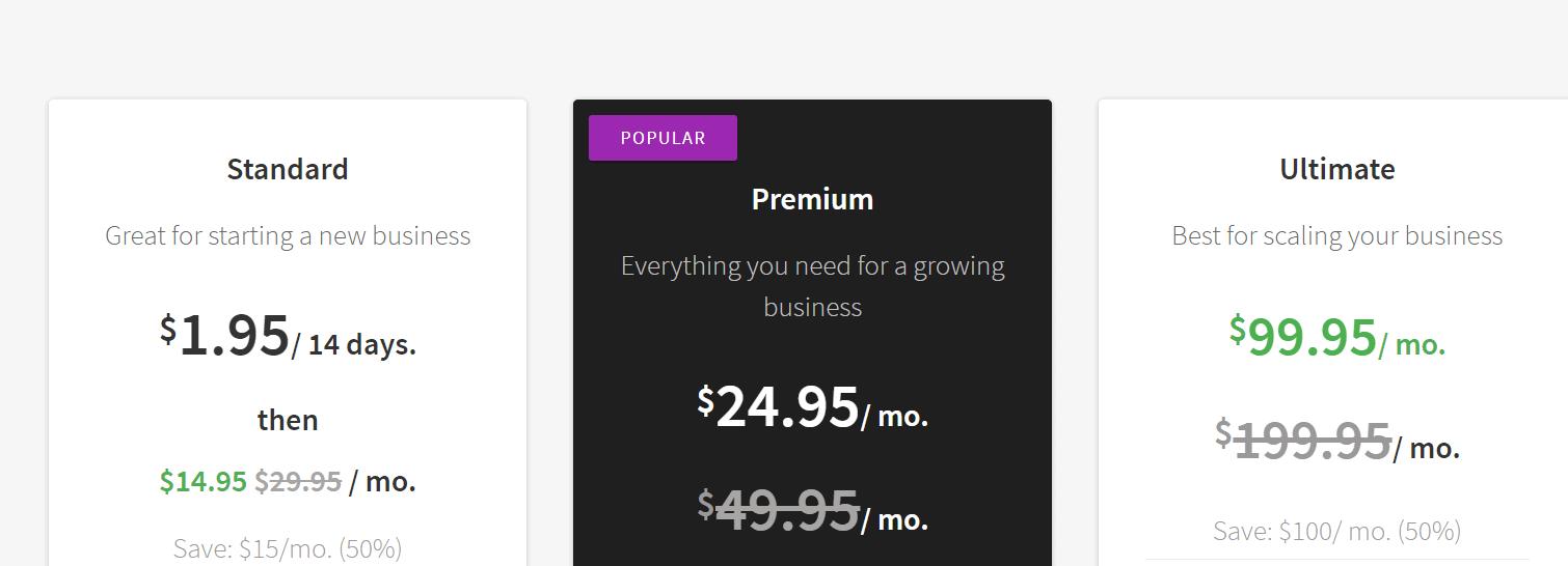 pexda pricing plans