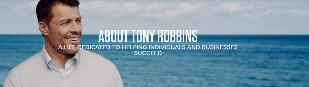 Tony Robbins Black Friday