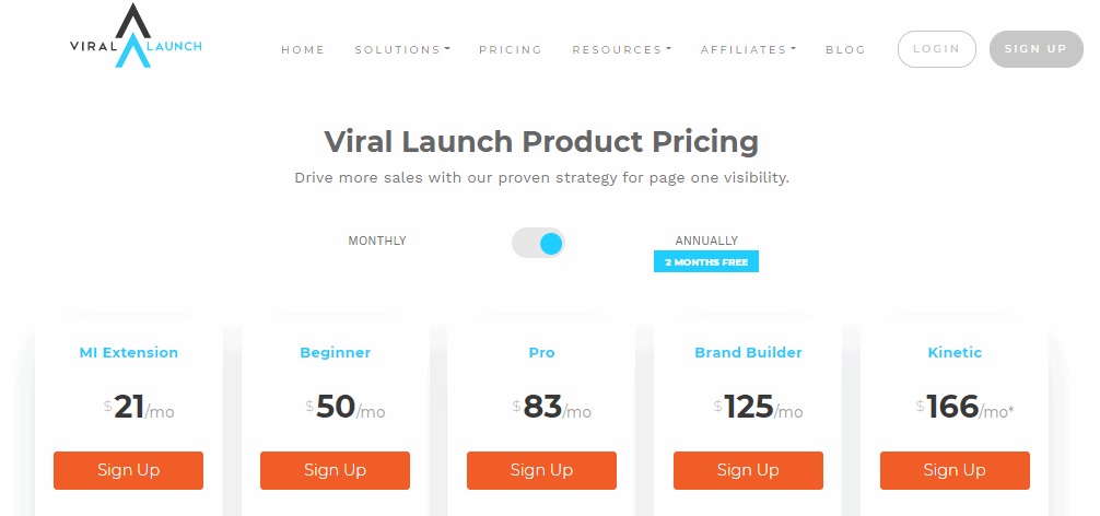 viral launch black friday