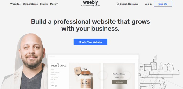 weebly black friday