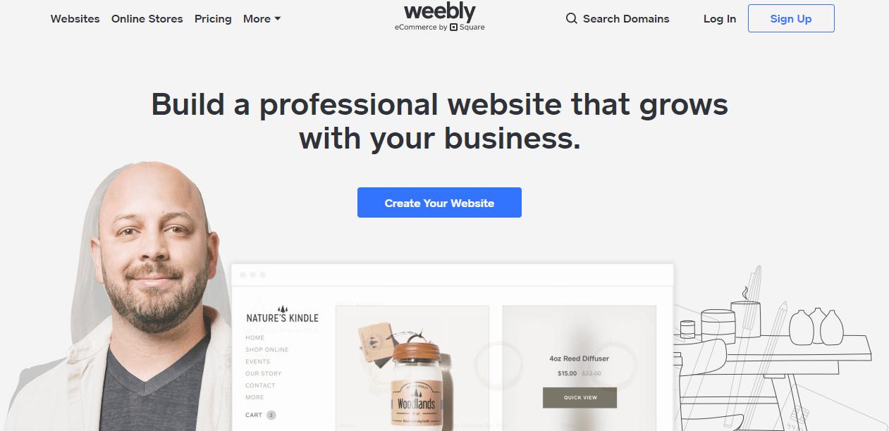 weebly black friday- weebly website builder